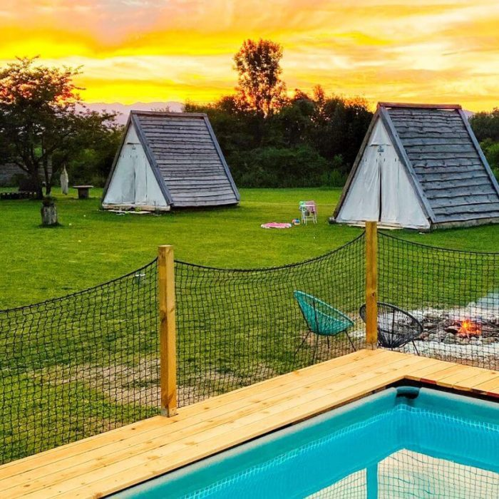 Green-Valley-Glamping-sunset