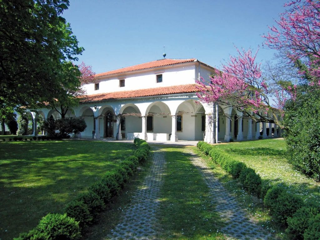 Zemono manor in vipava valley